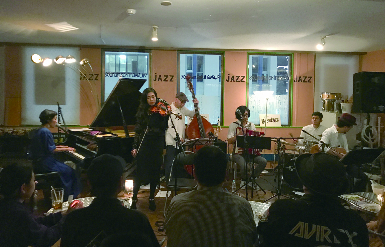 Live Spot探訪 Vol.5  SOUND M'S